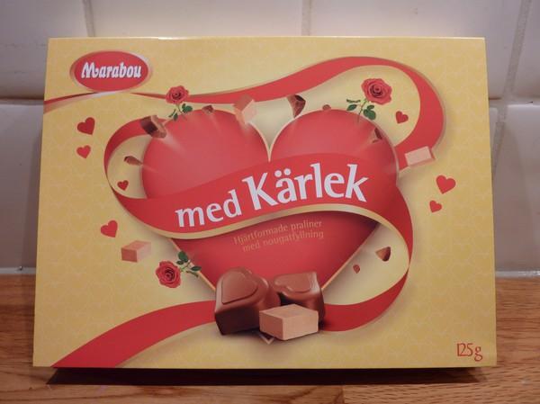lindt alla hjärtans dag choklad