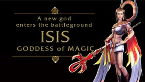Isis Goddess of Magic